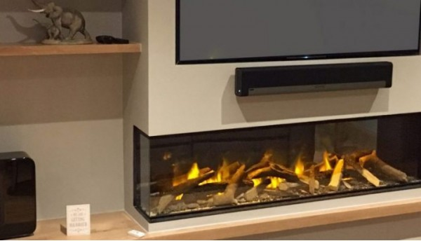 I camini elettrici nuova tendenza dell'abitare con British Fires