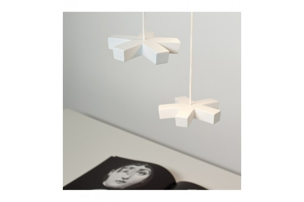 Lampada Silver light